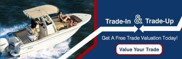 Get a free trade valuation today!