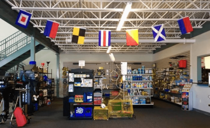 Danversport boat parts and supplies